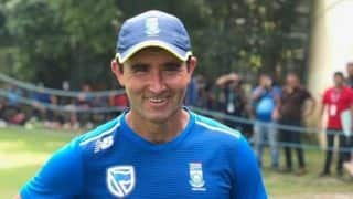South Africa fitness trainer Greg King to part ways with team after India Tests